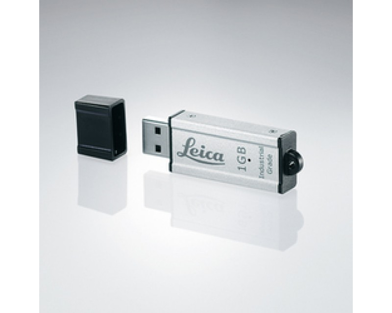 Leica MS1 1GB industrial grade USB stick for FlexLine, Viva series Total Station