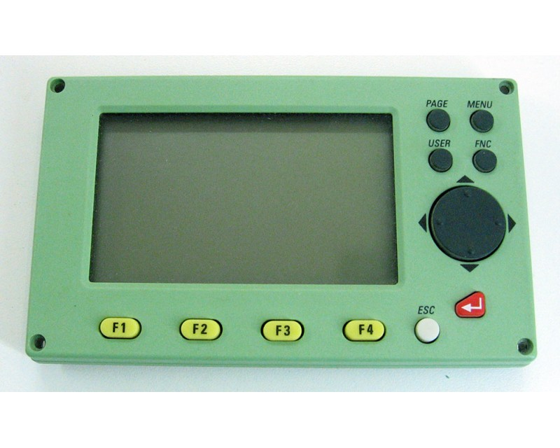Leica TCR400 Display, 2nd keyboard for TPS400