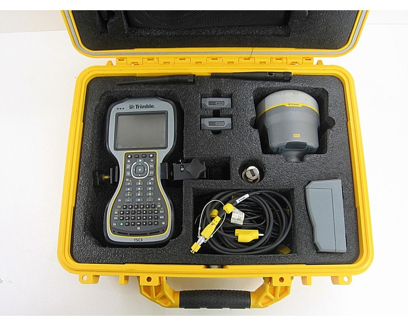 TRIMBLE R10 GPS GNSS WITH TSC3 DATA COLLECTOR