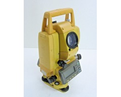 "TOPCON GPT-3002 2"" PRISMLESS TOTAL STATION"